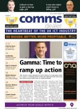 Comms Dealer August issue 2021